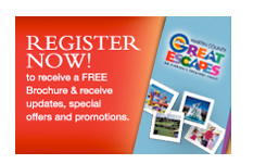 Register Now for a Free Brochure and receive updates, special offers and promotions